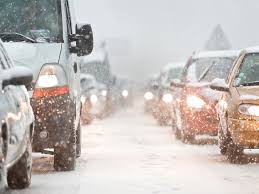 Driving Tips For Winter