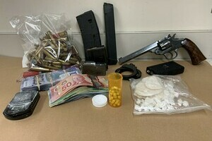 Strathcona County Municipal Drug Unit Arrest Male For Drug Trafficking