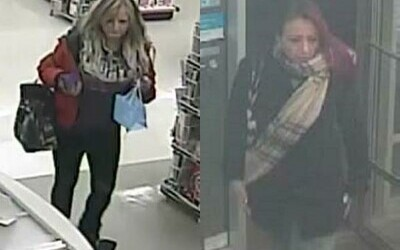 Strathcona County RCMP Seek Public Assistance To Identify Theft Suspects